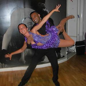 träffa latin dansa